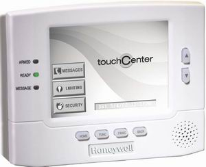 6270 Touchcenter Graphic Touchscreen Keypad